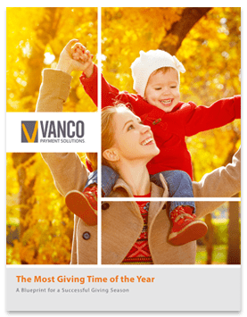 Vanco's Most Giving Season