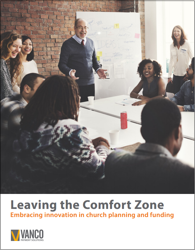 Leaving the Comfort Zone-